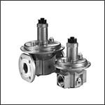 válvulas reguladora de pressão Dungs